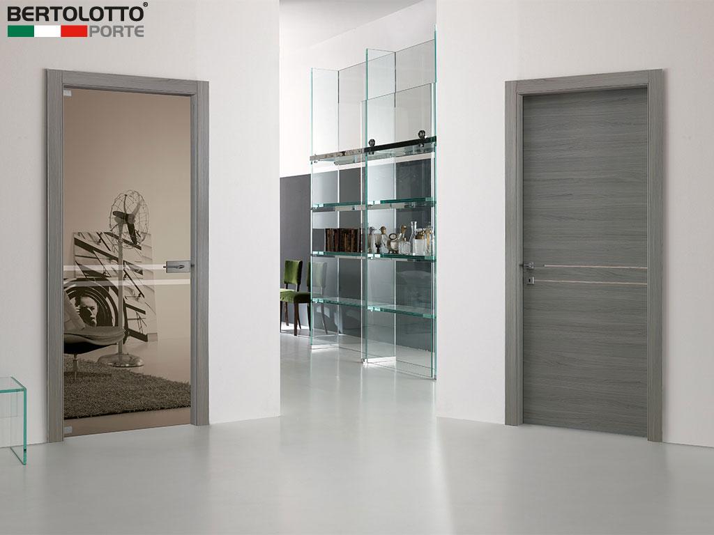 porta interno vetro
